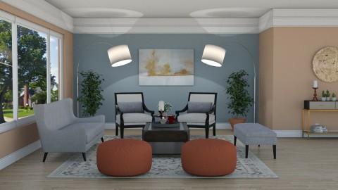 Living room Heston - Classic - Living room - by Annathea