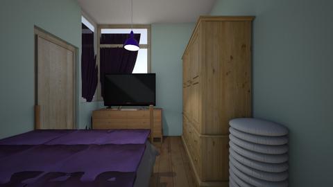 bedroom - Bedroom - by isasa74
