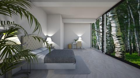 dom Marynin - Living room  - by hahuhuhuhu