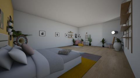 soft modern - Bedroom - by baileyLes
