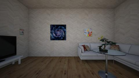 my house - Living room  - by kelvin and suri