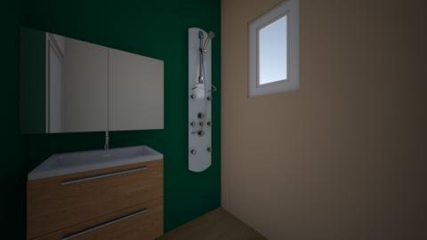 bathroom in progress - Bathroom  - by ecninad