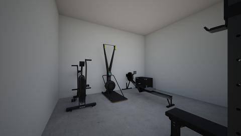 Garage Gym - by rogue_db399e2e4e207d82f038a0ab2db9d