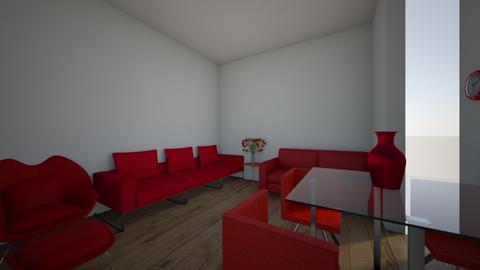 bres dream home - Living room  - by welshbre