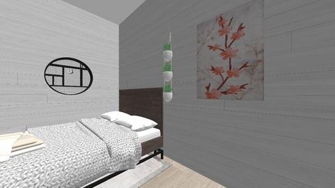Bedroom 1 - Modern - Bedroom - by baking_potatoes