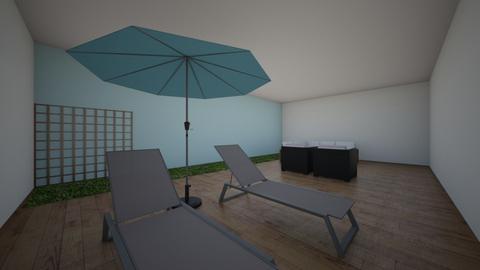 Roofdeck Kenagy - Garden - by slbk1022