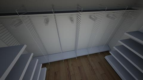 Mastercloset - Bedroom - by SurreyLane