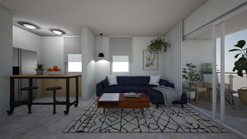 Adi livingroom 18 - Living room  - by erlichroni