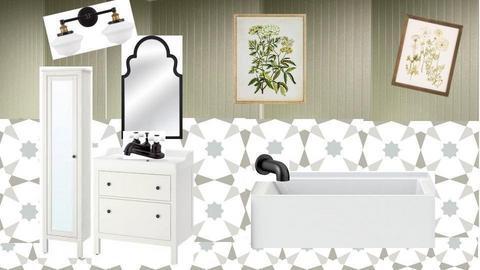 Master Bathroom 3rd - by Jori_H