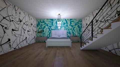 art nouveau - Global - Bedroom  - by 02172010