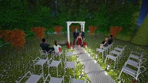 Mini Wedding - Garden  - by Franciele Oliveira