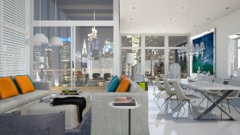 Yoo Living - Modern - Living room  - by XValkhan