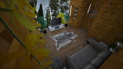 nature living room - by xx_Mia rose_xx