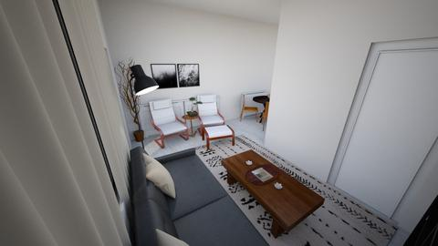japandi Lroom7 - Living room - by moon_safi