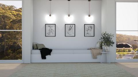 P O P P Y - Living room  - by cozB12