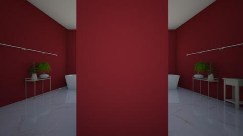 2020 Aggie STEM Design - Bathroom - by Anika__Sinha