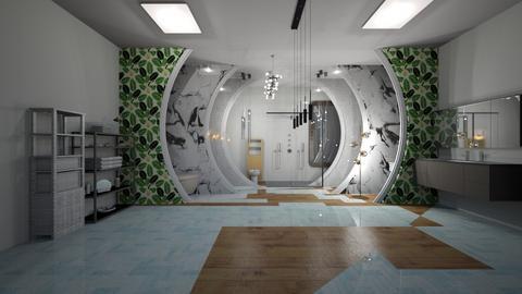 bathroom - Kitchen  - by Malithu