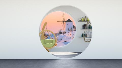 Bright - Living room  - by sasha_blouse