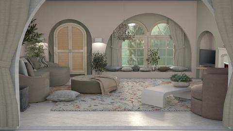 Blurry - Modern - Living room  - by augustmoon