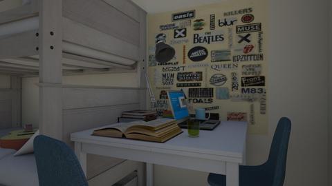 Kostan - Kids room  - by zozan