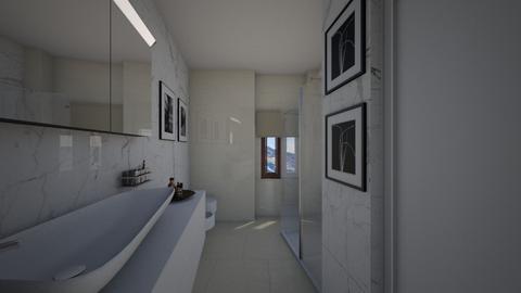 Veronica Venaria bagno - Bathroom  - by laura suino