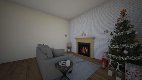 Christmas Living Room - Living room  - by Lexi _lulu