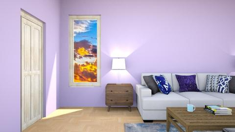 M_ Space - Eclectic - Living room - by rodio33122iiih