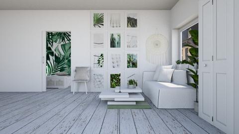 Urban Jungle - Living room - by BFactor