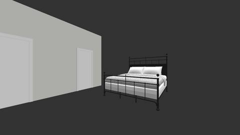 Denise Jerome - Bedroom  - by Aja Randle