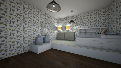 Luxury Bedroom - by Darcie ADAMSON