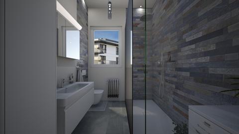 licytacja - Bathroom - by DERRYS