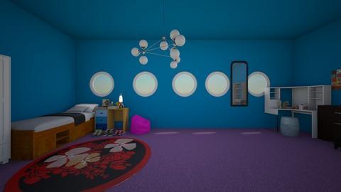 Lilys room - Kids room  - by MomoBeag