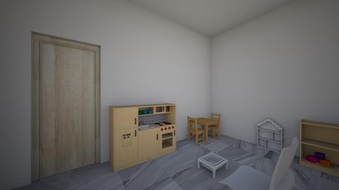 Play Therapy Room - Kids room  - by ahnaravan