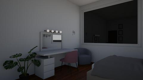 cuarto - Modern - Bedroom  - by laulau2