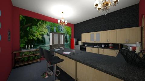 My Kitchen - by Miodrag Nencic