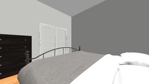 bedroom  studio - Garden - by lgray5