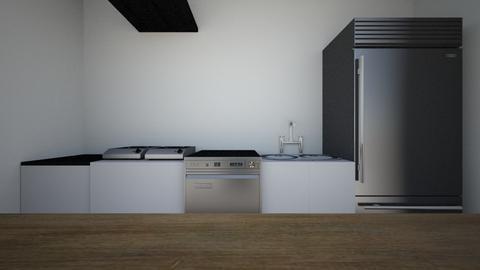 1 - Kitchen  - by chienchien