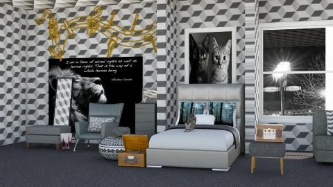 For Fairlight - Modern - Bedroom  - by InteriorDesigner111