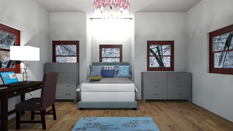 Small Bedroom - by Horse_Lover_Mel