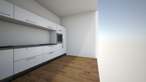 rrr - Kitchen  - by Maffinka