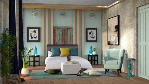 M_ BT - Bedroom  - by milyca8