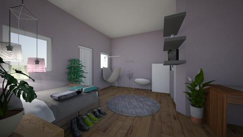 My dream room - Modern - Bedroom - by InterDesigner