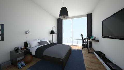 Nash UK - Bedroom - by MaisieTang