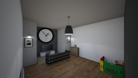 living room1 - Living room  - by DJstyler2010