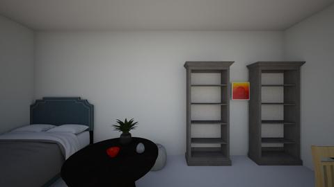 abitacion casa de mi papa - Modern - Office  - by miguelperrodefuego