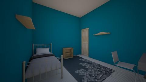 My bedroom plans  - Modern - Kids room  - by LocalAnimeSupplier