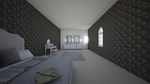 bedrroom for home - Modern - Bedroom  - by edesullivan49