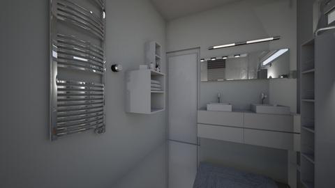 our house - Modern - Bathroom  - by stellamargetic
