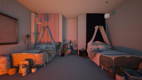 Opposites - Modern - Kids room  - by matildabeast