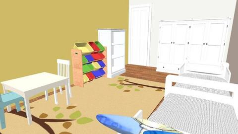 kids room 1 - Kids room  - by janag1234